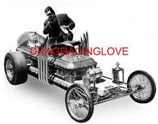 """The Munsters"" Grand Pa ""Drag-U-La"" George Barris Built Rail Dragster PHOTO!"