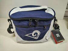 Los Angeles Rams Halftime Cooler NFL Cookout BBQ Drink Ice Lunch Tailgate