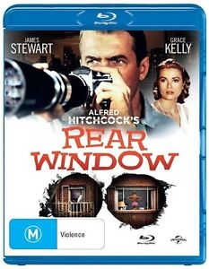 Rear Window - New and Sealed BluRay