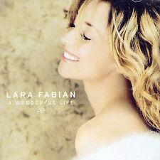 Lara Fabian - A Wonderful Life (CD, 2004, Sony Music Europe)