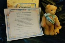 Enesco Cherished teddies figurines 'Congratulations 9; 215910 (708/191)