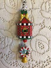 Mary Engelbreit Christmas Tree Ornament Birdhouse Kurt S Adler