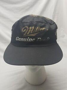 Vintage Miller Genuine Draft Hat RARE