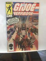 G.I. Joe Yearbook #1 (Mar 1985, Marvel) NM- NICE