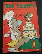 Greek Comics TOM & JERRY ΤΟΜ & ΤΖΕΡΡΥ 1981 Nr.123 COLLECTIBLE RARE OSCAR PRESS !