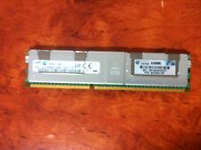 HP 32GB 4Rx4 PC3L-10600L-09-12-C0 Ram 647654-081