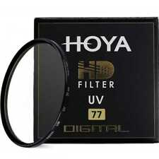 HOYA 77mm HD UV Filter Digital High Definition For Camera Lens
