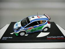 FORD FIESTA GT3 RS RALLY MEXICO 2010 X.PONS ALTAYA IXO 1:43