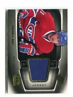 2011-12 SPx 415/799 Rookie Jersey Patch Raphael Diaz Montreal Canadiens Hockey