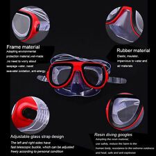 New Design Kid Silicone Scuba Swimming Snorkeling Diving Mask Anti-Fog Goggles