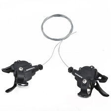 SRAM X4 Trigger Shifters Shift Levers 3x8S Black