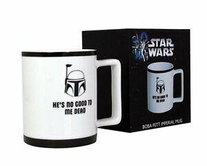 Star Wars Imperial Mug, Boba Fett …