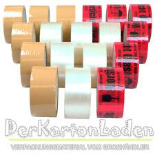 Midori Klebeband Braun PP Packband Paketband Tape 48 mm x 66 m