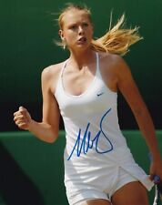 MARIA SHARAPOVA SIGNED AUTOGRAPH 8X10 PHOTO TENNIS
