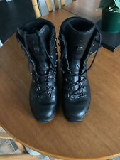 Lowa Mountain GTX Gore-Tex Boots Black SIZE 9.5UK