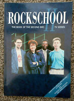 Rockschool 2: The Book of the Second BBC TV Series by Julian Colbeck - Paperback