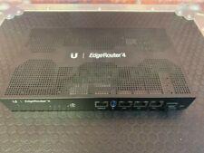 More details for ubiquiti er-4 edgerouter 4 - 4 port gigabit router + rack mount kit