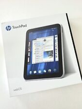 HP TouchPad Tablet FB420UA 64GB, Wi-Fi, 9.7in - Glossy Black - BRAND NEW