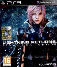 LIGHTNING RETURNS: Final Fantasy XIII - PS3 NUOVO SIGILLATO, EDIZIONE ITALIANA