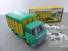 French dinky toys berliet bétail camion berliet gak bétaillère cattle truck