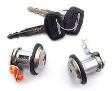 Toyota Camry 1987-1990 2 Türschloss Zylinder mit 2 Schlüsseln