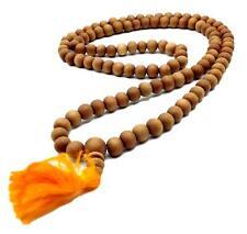 Healing Lama 108 Beads Genuine Sandlewood Tibetan Meditation Prayer Japa Mala.