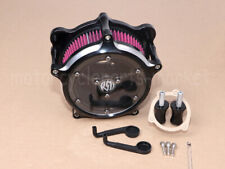 See though Clarity Air Cleaner air Intake Filter For harley Street Glide Dyna