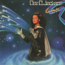 Dee D. Jackson ‎– Cosmic Curves  CD NEW