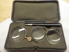 RARE  MEDICAL Ophthalmoscope IN BOX ,,AS SHOWN