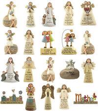 Figuras decorativas de cerámica sin marca para el hogar
