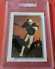 1991 Nike Poster Cards Ronnie Lott Lotts Of Pain Psa 6 Pop 1 None Higher