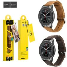 Original HOCO Leather Band Watch Strap for Samsung Gear S3 Frontier / S3 Classic