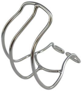 MKS Half Cage clips, steel - large