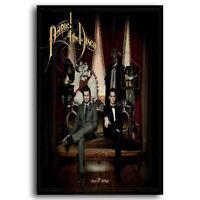at the Disco Pretty Album Music Cover DJ Pop Poster Wall Art Odd H579 Panic