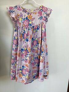 EUC Girls MATILDA JANE Lets go together  Turning Purple Dress size 8