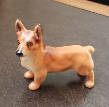 Royal Doulton welch corgi dog figurine