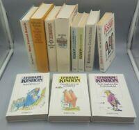 Buchpaket 11 Bücher von Ephraim Kishon / Kurzgeschichten Humor Satire