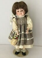 Kingstate The Dollcrafter Roberta Remembers Robin Woods Porcelain doll - Mary