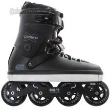 Razors Cosmo 80mm Freeskate Recreation Fitness Inline Skates Mens 9.0 NEW