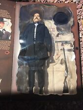 Wyatt Earp SIX GUN LEGENDS OF THE WEST AT THE OK CORREL MIB: Series One Rare