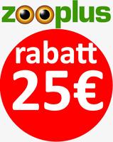 Zooplus.de discount coupon for pets (hund, katze, vögel, pferd ) food, vet etc.