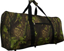 "22"" Women's Fashion Print Gym Dance Cheer Travel Carry On Duffel Bag - Mossy Oak"