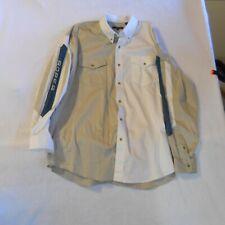 XL Roper Men's 100% Cotton Long Sleeve Heavy Material