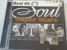 VARIOUS : Best Of Soul Superstars  > VG (2CD)