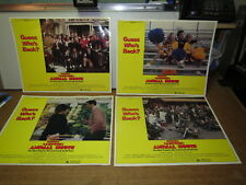ANIMAL HOUSE Guess Who's Back? Original 1978 Lobby Cards, lot of 4