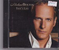 Michael Bolton-Thats Life promo cd single