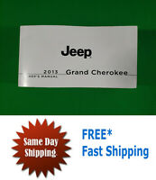 2013 JEEP GRAND CHEROKEE OWNERS MANUAL SRT8 LIMITED OVERLAND LAREDO USER GUIDE