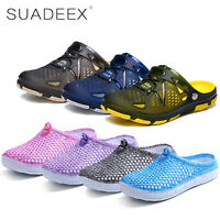 Pantofole Ciabatte estate Uomo Donna Sandali scarpe da mare traspirante Piscina