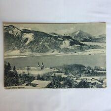 Herzog. Schloss Tegernsee Landes Unposted Postcard