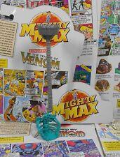 Mighty Max - Skelevator - Skull Mountain - Bluebird Toys